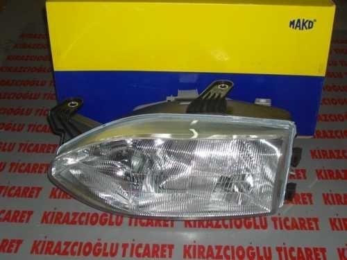 palio far komple sağ (motorlu) 1997-2001 elektrik & aydınlatma